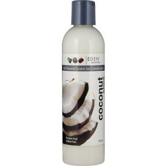 Eden BodyWorks - All Natural Coconut Shea Leave In Conditioner - Afroshoppe.ch