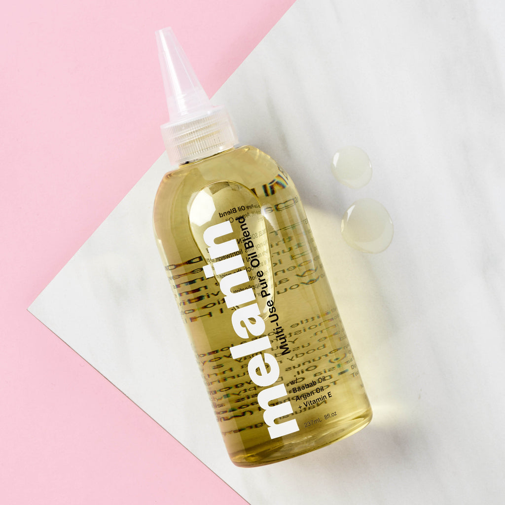 Melanin Haircare — Multi-Use Oil Blend - Afroshoppe.ch