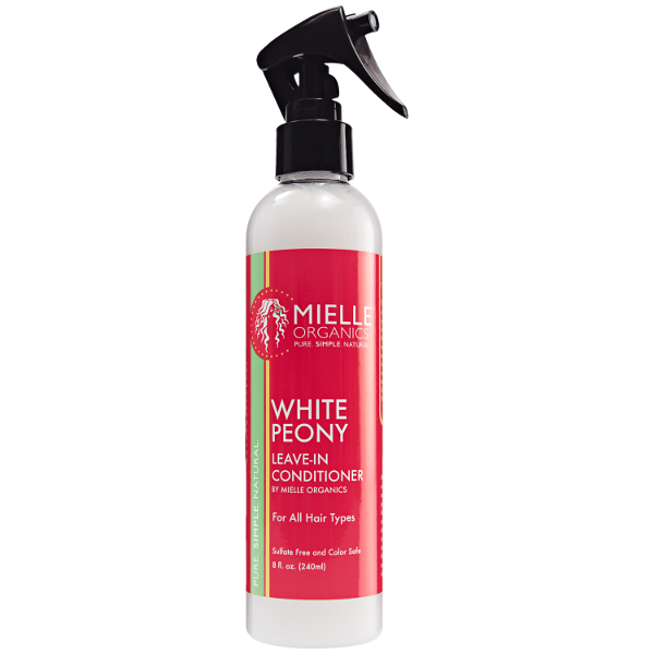 Mielle Organics - White Peony Leave-In Conditioner - Afroshoppe.ch