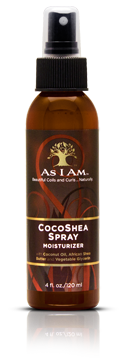 As I Am - CocoShea Spray Moisturizer - Afroshoppe.ch