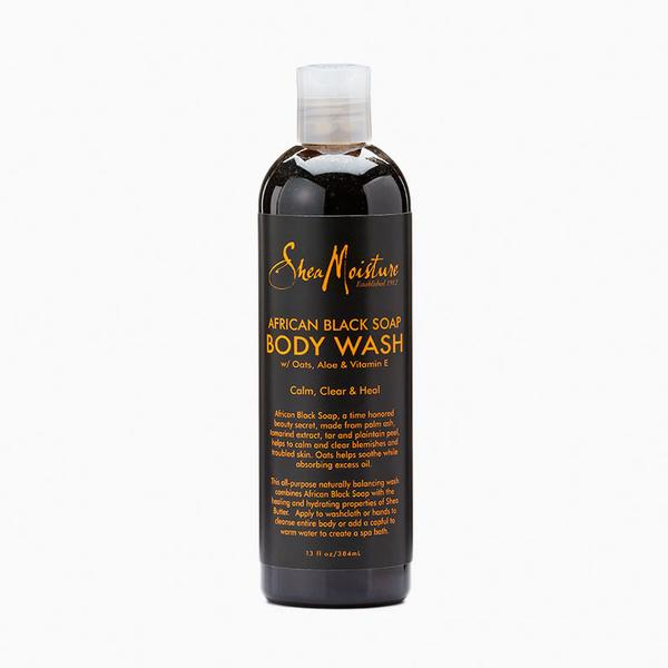 Shea Moisture - African Black Soap Body Wash w/ Oats, Aloe & Vitamin E - Afroshoppe.ch