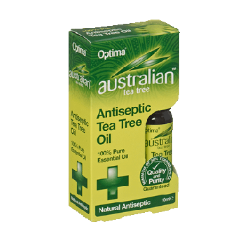 Optima - Australian Tea Tree Antiseptic Oil