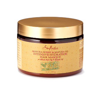 Shea Moisture - Manuka Honey & Mafura Oil - Intensive Hydration Masque - Afroshoppe.ch
