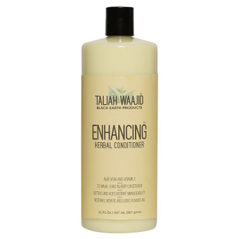 Taliah Waajid - Black Earth Products - Enhancing Herbal Conditioner