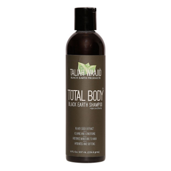 Taliah Waajid - Black Earth - Total Body Natural Shampoo