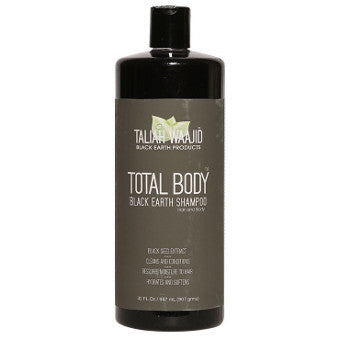 Taliah Waajid - Black Earth - Total Body Natural Shampoo - Afroshoppe.ch