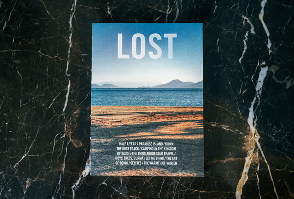 LOST - ISSUE FIVE