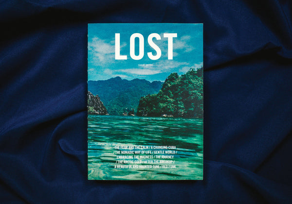 LOST ISSUE SEVEN