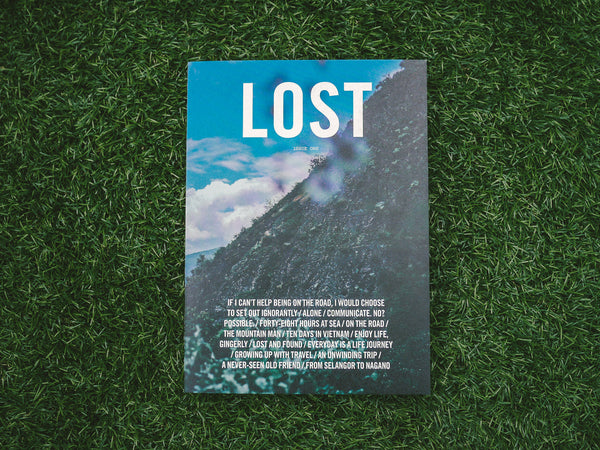 LOST - ISSUE ONE
