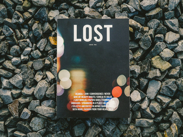 LOST - ISSUE TWO