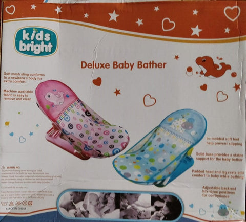 Deluxe Baby Bather for Infants, highly useful and convenient