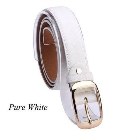 Stylish casual belt for women