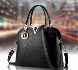 ACELURE brand designer Luxury leather handbag for women