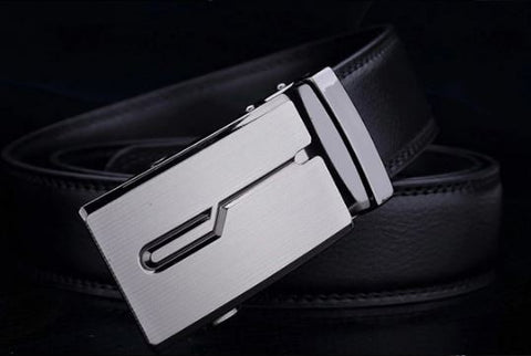 Elegant Leather Belt that makes a style statement