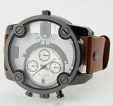 Funky and cool looking college wristwatch for men