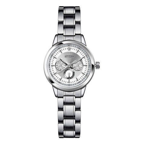Sinobi watch for women with stainless steel band