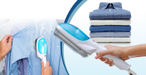 Portable Travel Hand Iron Steamer