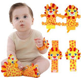 Colorful Unisex Baby Rattles