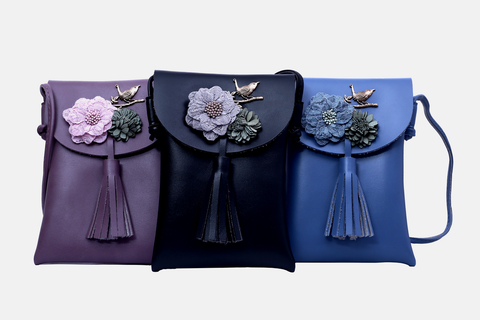 Beautiful and Stylish Flower sling