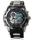 Readeel Stylish Digital and Analog Military Styled Watch