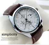Decent looking wristwatch for casual and formal occasions