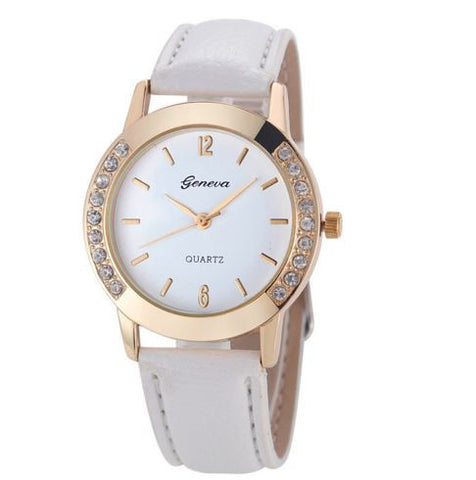 Elegant looking casual wristwatch for women