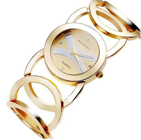 Designer wristwatch that looks like Bracelet