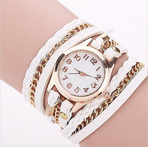 Casual wristwatch for women