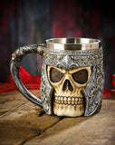 Skull Designed beautiful mug