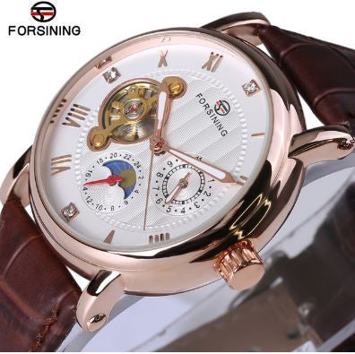 Forsining Luxury Tourbillion watches for men