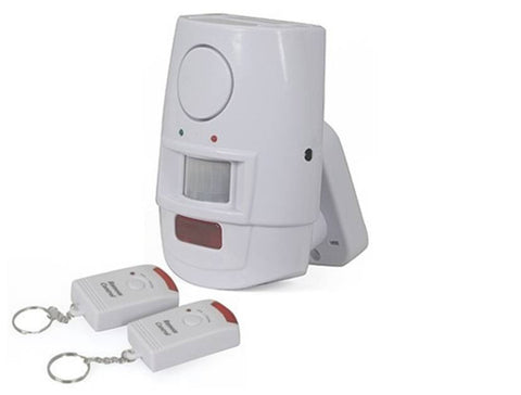 Wireless Infrared Motion Sensor Alarm