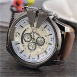 Dashing looking college wristwatch for men