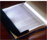 Portable LED book reading gadget