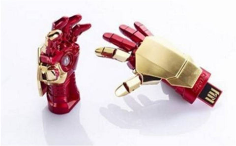 Iron Man USB: Hand 8 GB