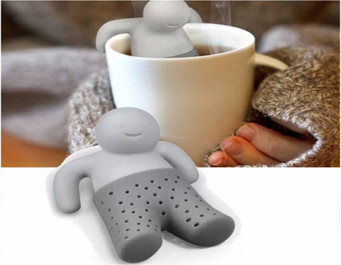 Lazy boy tea infuser