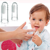 Soft Silicone Baby Toothbrush