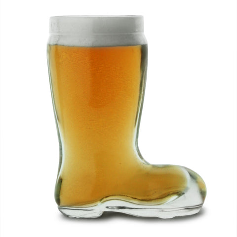 Boot Shaped Beer Glass (Set of 2)