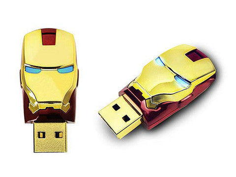 Iron Man USB: Mask 16 GB