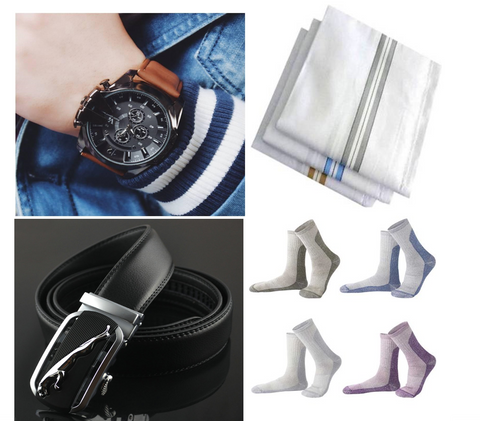 Complete Accessory set for Men