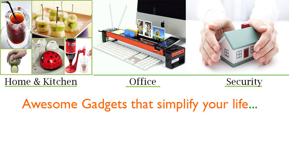 Home Office and Security gadgets
