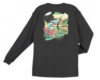 Guy Harvey L/S - Antigua MTH2981 Long Sleeve Shirt