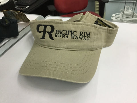 Pacific Rim - Visor (New Logo)