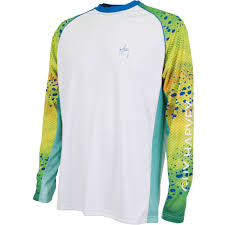 Guy Harvey Sunshirt - Phaser Mens L/S