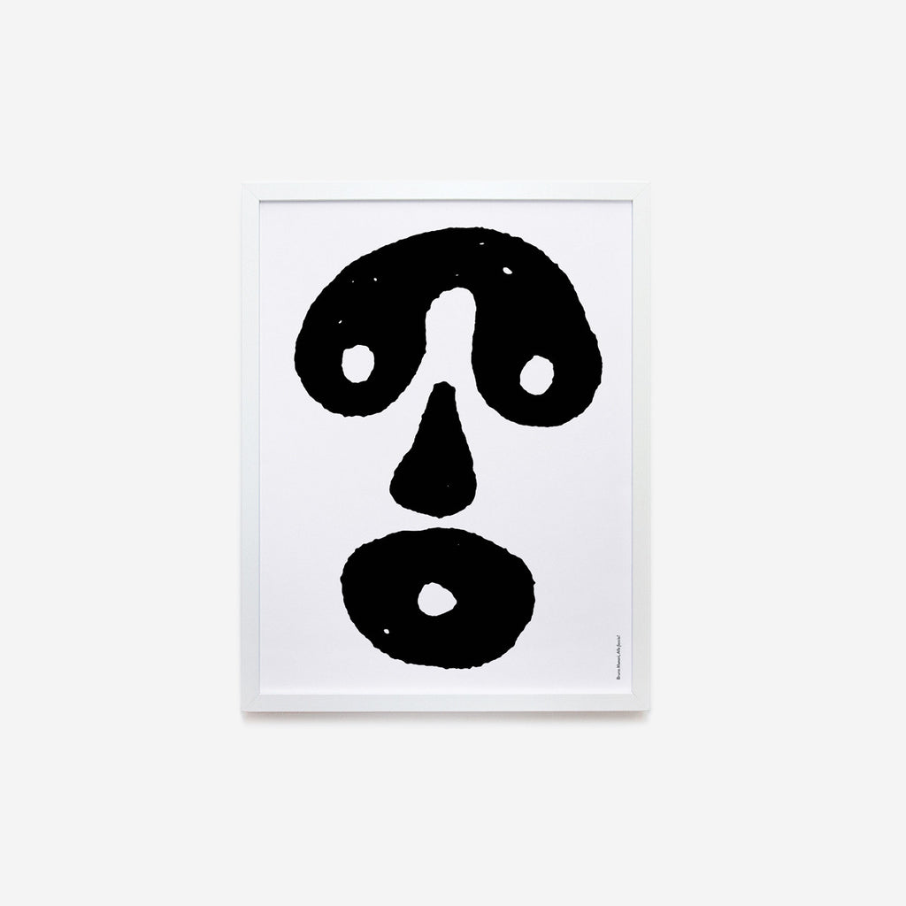 Bruno Munari faces | 03