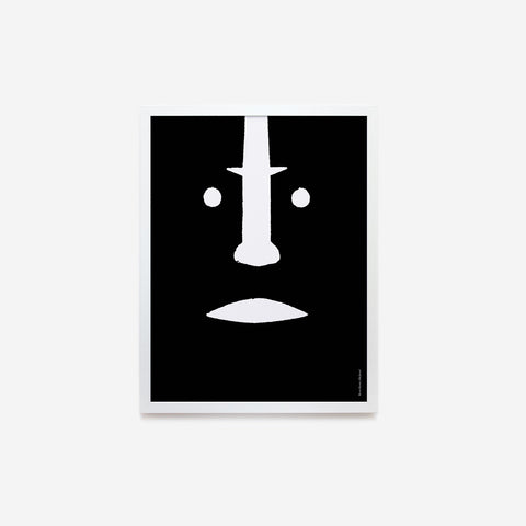 Bruno Munari faces | 10