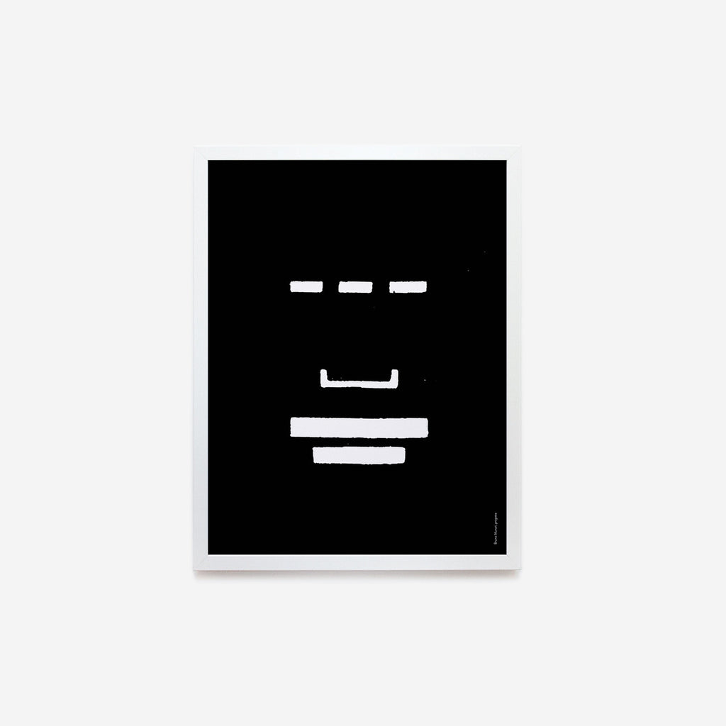 Bruno Munari faces | 08