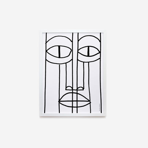 Bruno Munari faces | 13