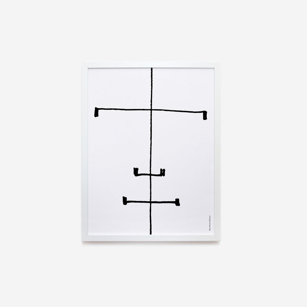 Bruno Munari faces | 16