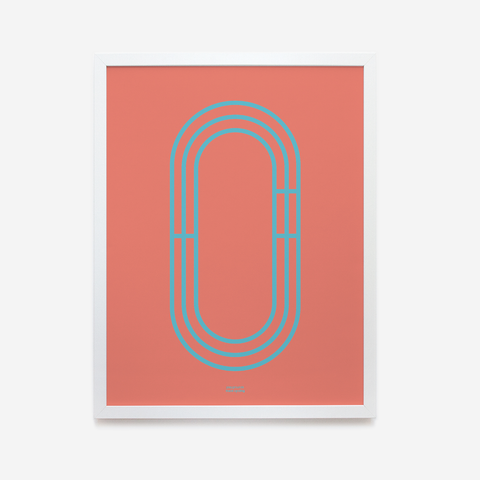 Playgrounds series by Luca Terraneo | Track Cycling