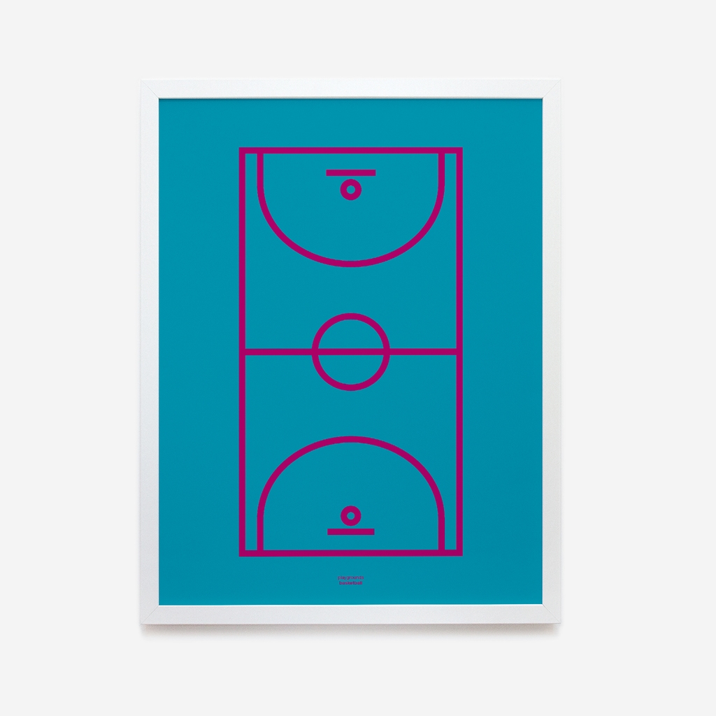 Playgrounds series by Luca Terraneo | Basketball